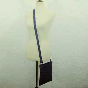 Handbags - Small Blue Crossbody